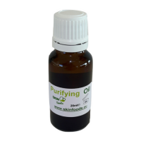 purifying oil